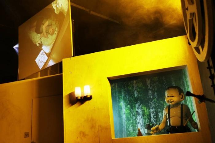 Und dann (UA) - Schauspiel Leipzig/ Diskothek Regie: Claudia Bauer
