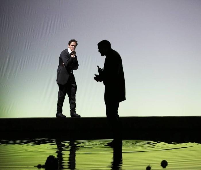 Othello - Schauspiel Leipzig/ Große Bühne Regie: Christoph Mehler
