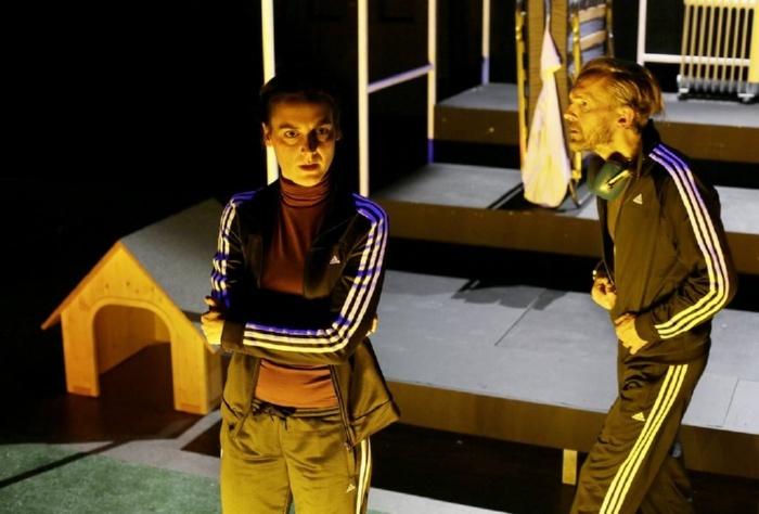 Der Lärmkrieg (UA) - Schauspiel Leipzig/ Diskothek Regie: Dieter Boyer