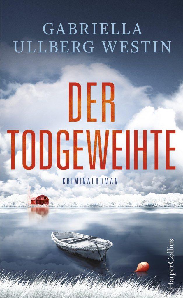 """Buchcover """"Der Todgeweihte"""""""