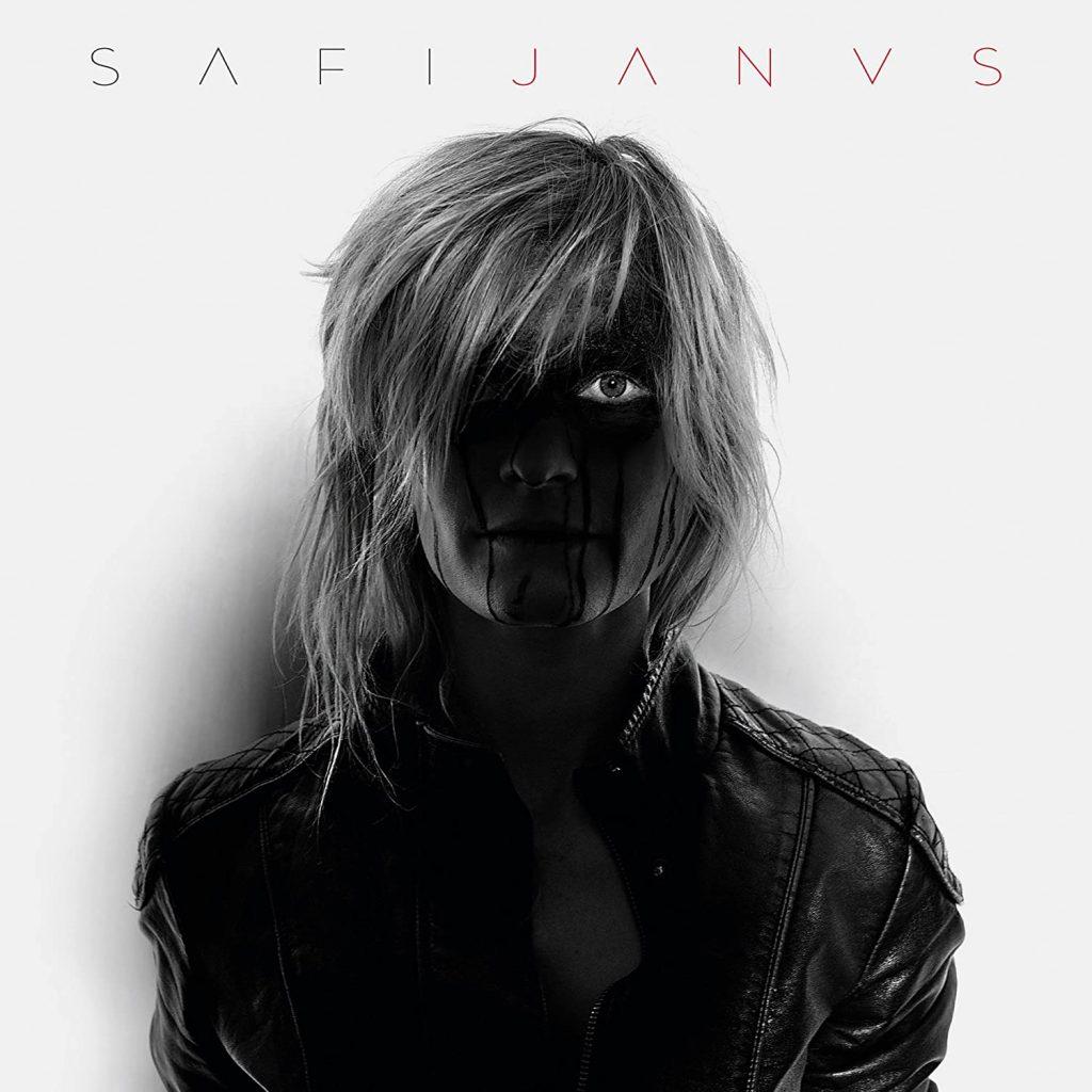 """Cover des Albums """"Janus"""" der Leipziger Band Safi"""